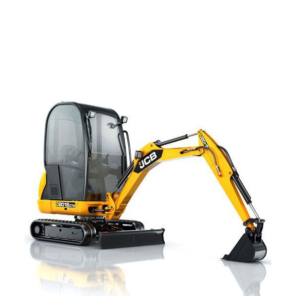 Excavator hire basingstoke