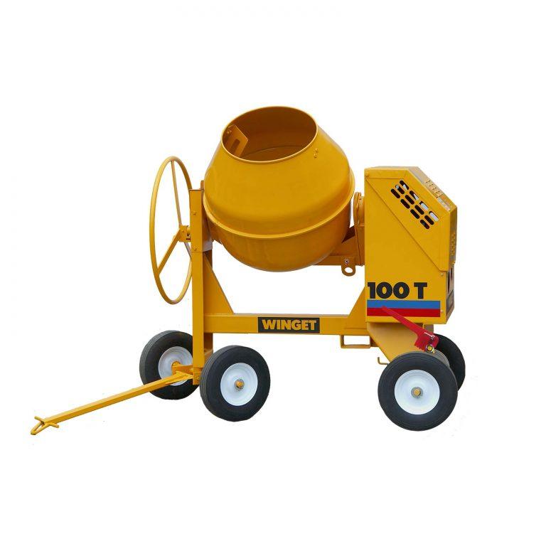 diesel cement mixer hire basingstoke