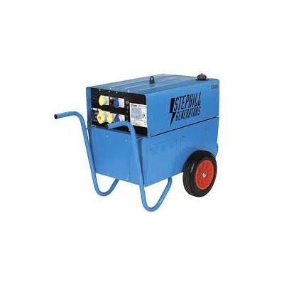 diesel generator hire basingstoke