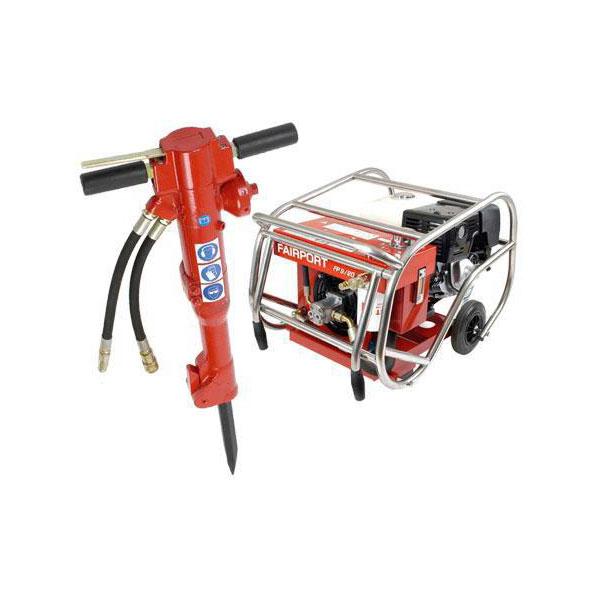 hydraulic breaker hire basingstoke